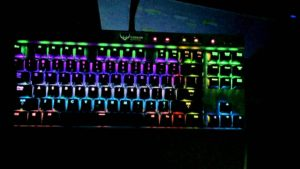 colorful keyboards